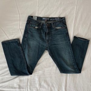 Denizen fr. Levi's Denim Slim Straight Jeans 33X32